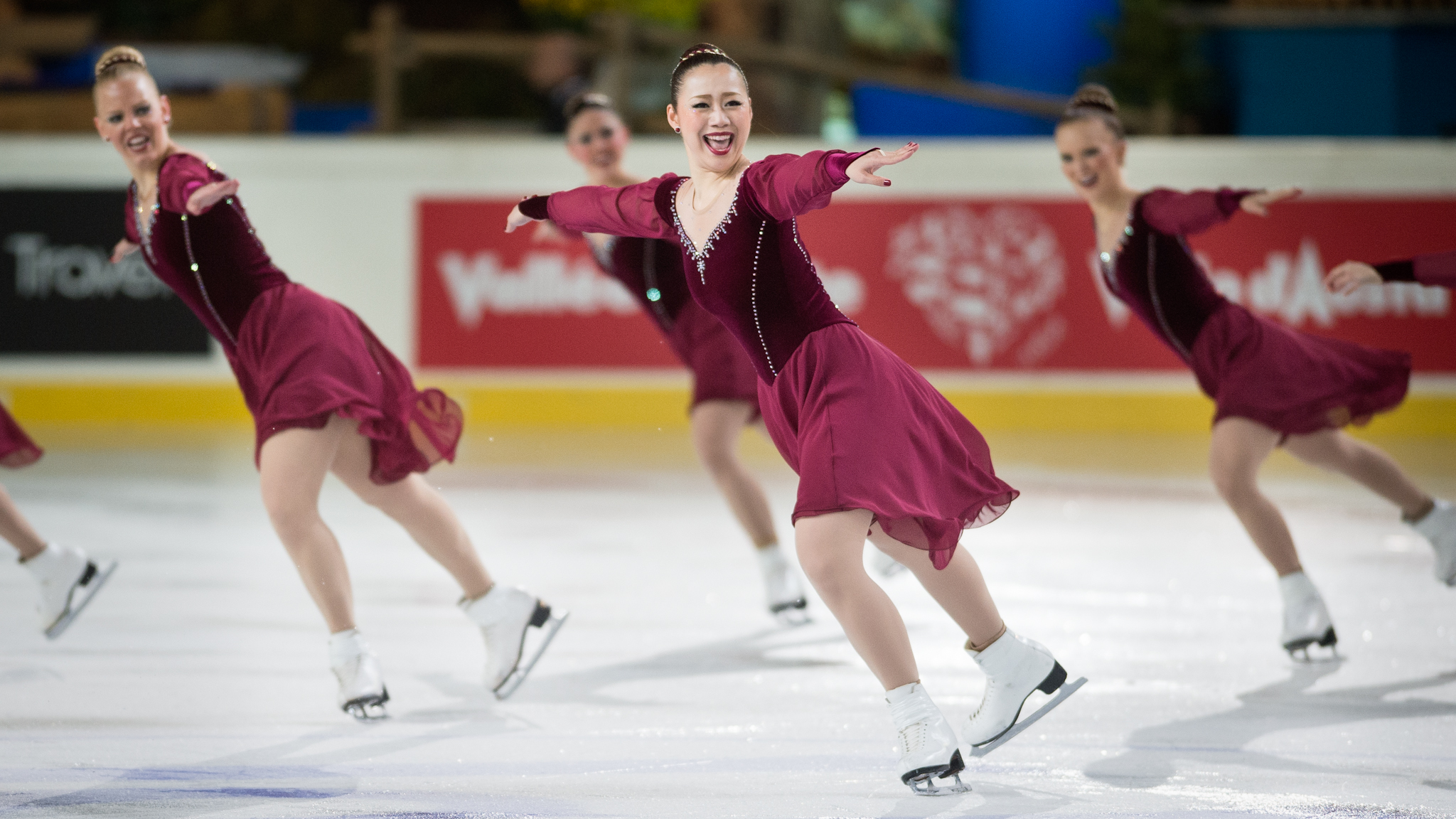 Can Synchronized Skating Finally Make the Leap to Olympic Sport?