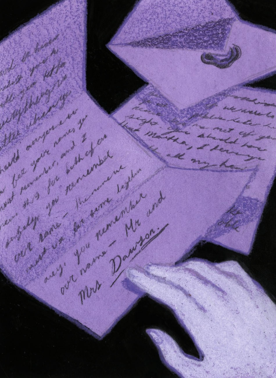 This Novelist's Female Heroes and Brazen Polyamory Shocked
